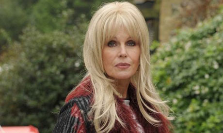 Photo of Joanna Lumley